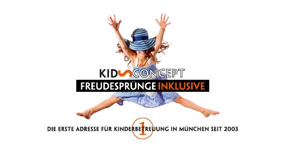 Kids Concept - Die erste Adresse für Kinderbetreuung in München