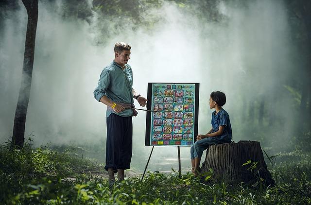 Mit Kinder die Natur erleben und gemeinsam lernen sie zu schützen