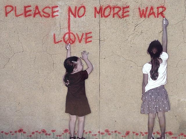 Terror, Krieg und Gewalt: Wie erkläre ich meinem Kind das Leid in der Welt?