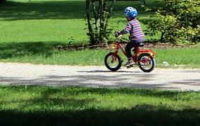 Radfahren lernen ohne Druck möglich